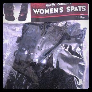 Shoe spats
